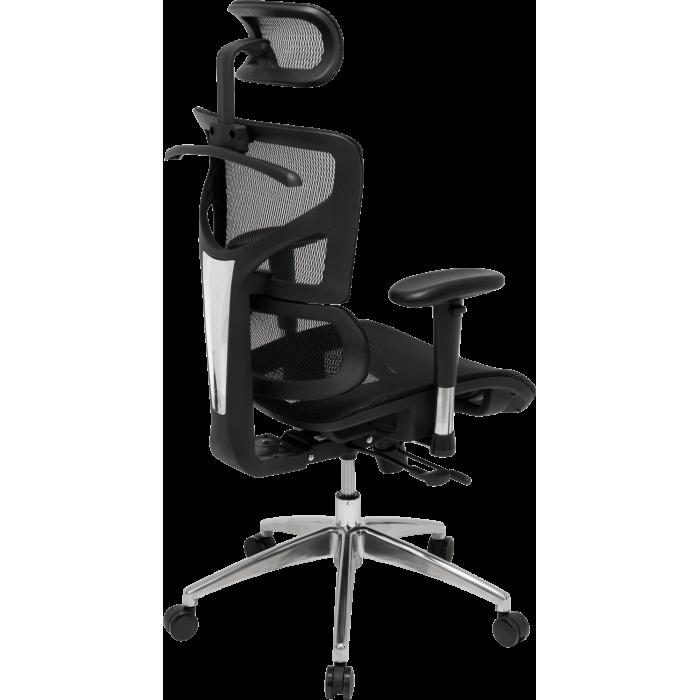 Офисное кресло GT Racer X-D66 Black