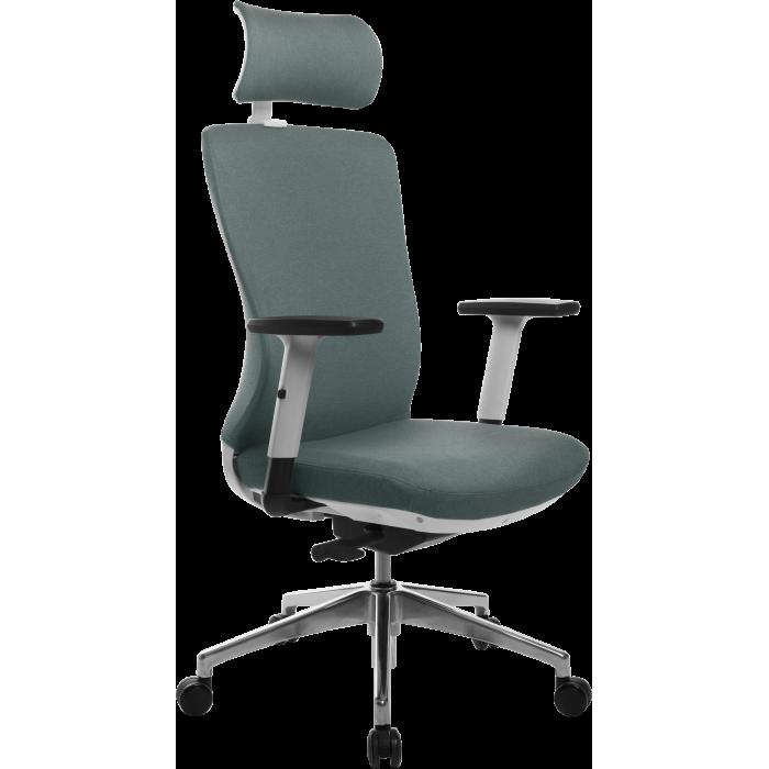 Офисное кресло GT Racer X-E326H Fabric Blue