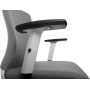 Офисное кресло GT Racer X-E326H Fabric Gray