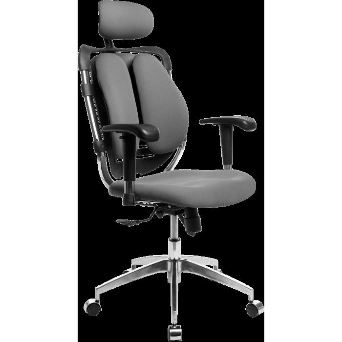 Офисное кресло GT Racer X-L13 Fabric Gray