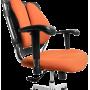 Офисное кресло GT Racer X-L13 Fabric Orange