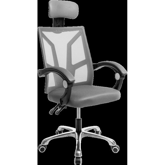 Офисное кресло GT Racer X-W1004 Gray