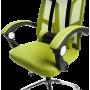 Офисное кресло GT Racer X-W1004 Green