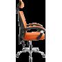 Офисное кресло GT Racer X-W1004 Orange