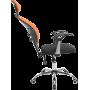 Офисное кресло GT Racer X-W1032 Fabric Black/Orange