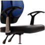 Офисное кресло GT Racer X-W1032 Blue