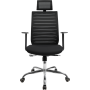 Офисное кресло GT Racer X-W1037 Black
