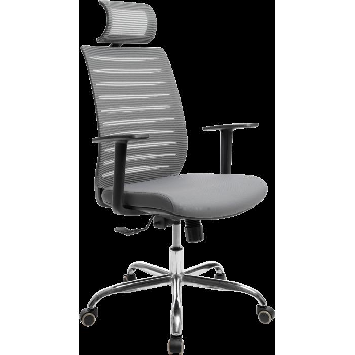Офисное кресло GT Racer X-W1037 Gray