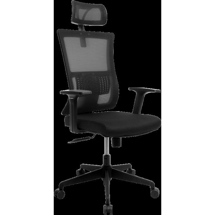 Офисное кресло GT Racer X-W172 Black