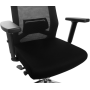 Офисное кресло GT Racer X-W182 Black