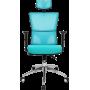 Офисное кресло GT Racer X-W50 Black/Blue