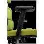 Офисное кресло GT Racer X-W50 Black/Green