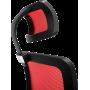 Офисное кресло GT Racer X-W50 Black/Red