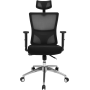 Офисное кресло GT Racer X-W50 Black