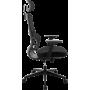 Офисное кресло GT Racer X-W89 Black