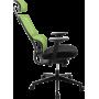 Офисное кресло GT Racer X-W89 Green