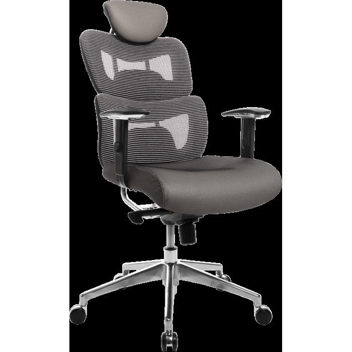 Офисное кресло GT Racer X-Y-A138 Mesh Gray