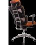 Офисное кресло GT Racer X-Y-A138 Mesh Orange